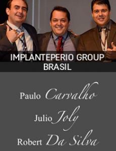 MASTER COURSE MODULAR . GRUPO  IMPLANTEPERIO (Brasil)